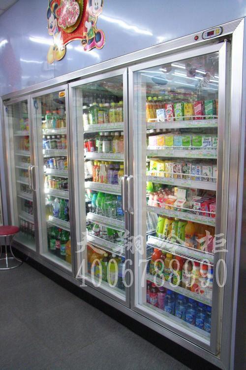 深圳雪柜,便利店雪柜,超市雪柜,工程案例