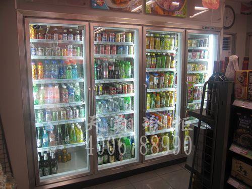 鲜展示柜,超市展示柜,展示柜