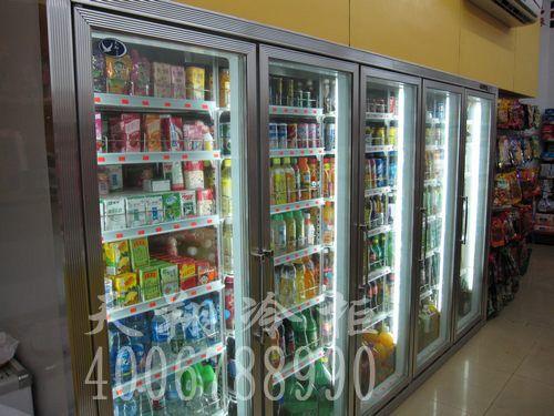 超市雪柜,雪柜价格,雪柜尺寸,工程案例