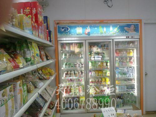 深圳港货店冷藏柜-南山三门冰柜工程案例