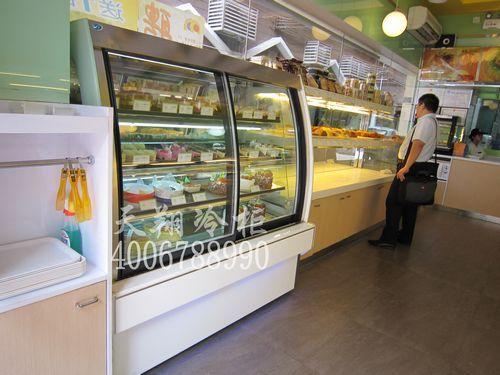 深圳蛋糕柜,蛋糕保鲜柜,欧式蛋糕柜