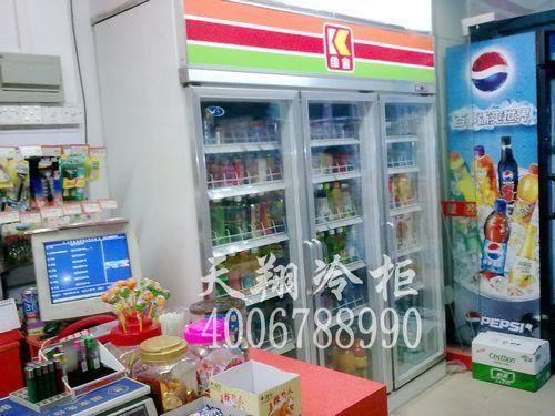 便利店冷柜,冷藏展示柜,冰柜