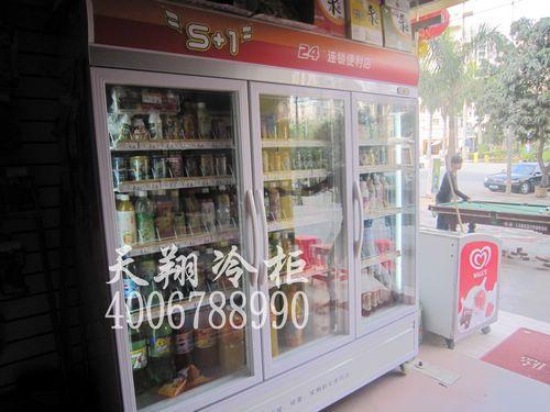 冰箱冷柜,便利店冷柜,三门冰柜