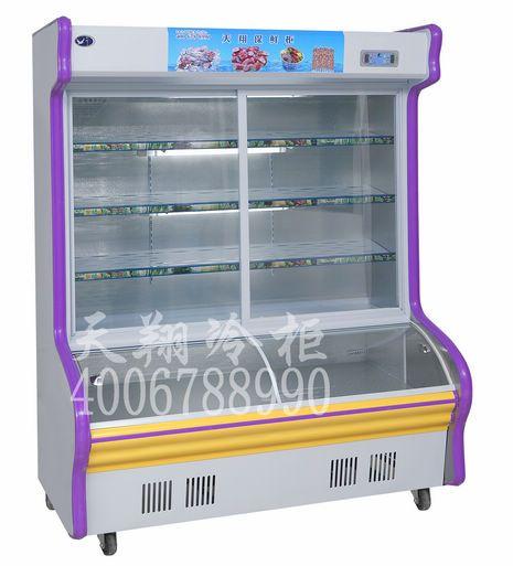 麻辣烫店用哪种冷藏柜好呢?天翔冷柜给您推荐下