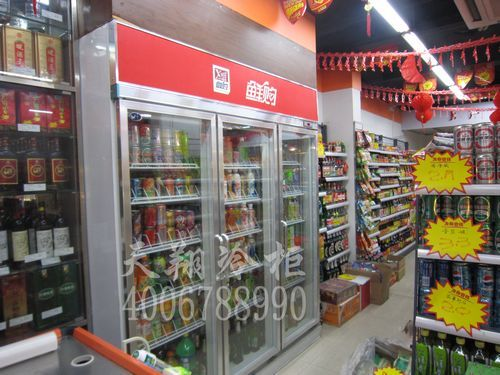 鲜肉冷柜,深圳保鲜柜,冰柜
