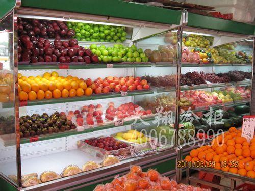 广州风幕柜,水果柜,保鲜柜,立式冰柜