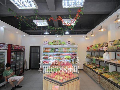 风幕柜,立式风幕柜,水果柜,风幕柜价格,福建保鲜柜