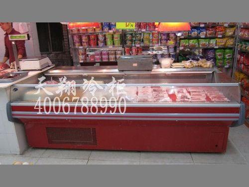 超市冷柜,深圳保鲜柜,冷藏展示柜,三门冷柜