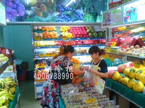 广州保鲜柜,果蔬保鲜柜,风幕保鲜柜