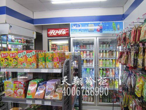 便利店冰柜价格,饮料保鲜柜,便利店冷藏柜,厦门冷柜