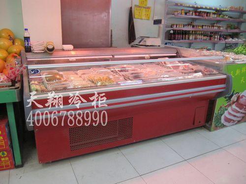 深圳冰柜,猪肉保鲜柜,超市冷藏柜,冷柜报价