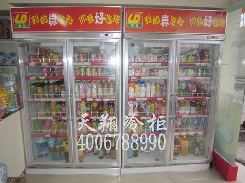 两门冰柜,便利店冷柜,饮料冷藏柜,东莞冷柜