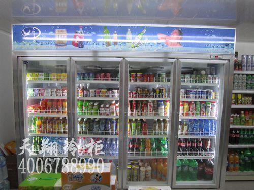 福建展示冰柜,立式保鲜柜,便利店冷柜,冷柜价格