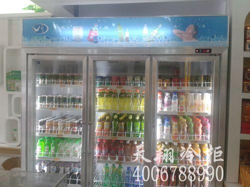 惠州冷藏柜,三开门展示柜,立式保鲜柜,冷藏展示柜