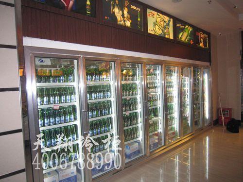 东莞饮料展示柜,啤酒冷藏柜,KTV冷柜,连体冰柜