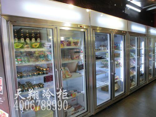 香港冷冻柜,冷冻展示柜,两门冷冻高贵,冷冻柜价格