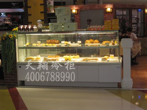 面包展示柜,惠州保鲜柜,蛋糕保鲜柜,冷藏展示柜