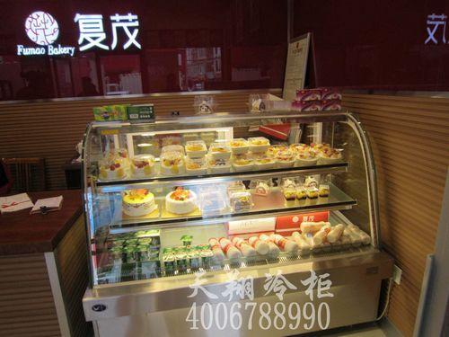 蛋糕保鲜柜,甜品冷藏柜,冷藏展示柜,福建保鲜柜