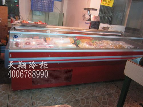 超市保鲜柜,超市冷柜,冷鲜肉柜