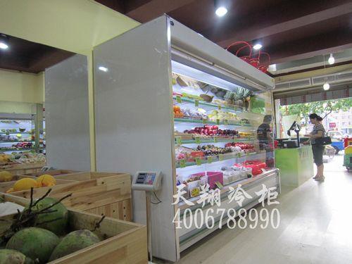 立式保鲜柜,水果展示柜,冷藏柜,风幕柜规格
