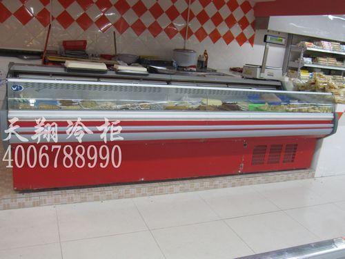 深圳超市冷柜,超市保鲜柜,鲜肉冷藏展示柜,豆制品冰柜价格