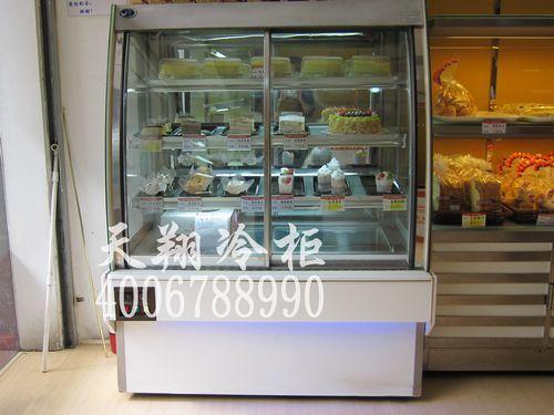 深圳蛋糕柜,蛋糕保鲜柜,蛋糕展示柜,面包店冷柜