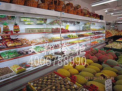 广州保鲜柜,水果展示柜,水果保鲜柜,保鲜冷柜