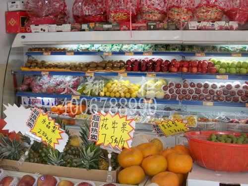 泉州保鲜柜,水果冰柜,冰柜报价,立式冰柜