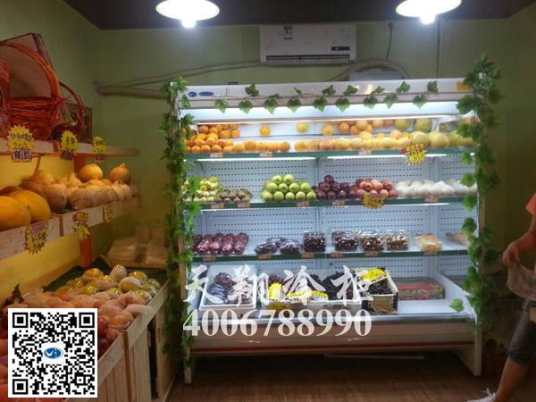 保鲜冰柜,水果冰柜,水果保鲜柜