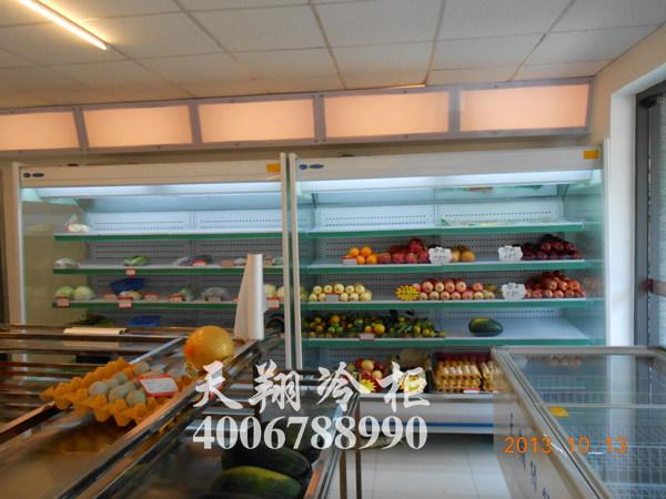 水果冷藏柜,卧式冷冻柜