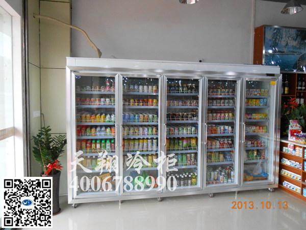 五门冰柜,冷藏冷冻柜,冷藏展示柜