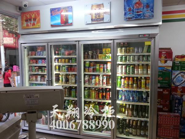 便利店冰柜,四门冰柜