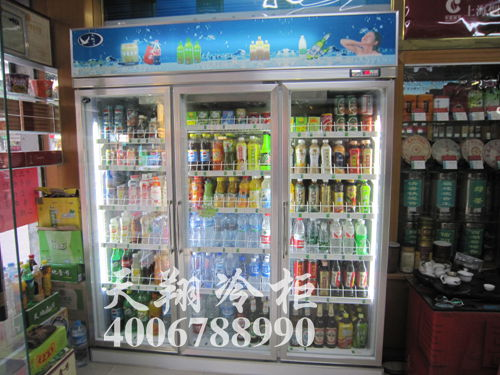 展示冷柜,超市冰柜,三门冷藏柜