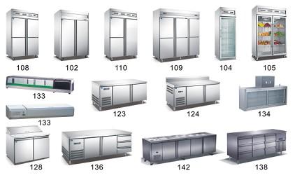 天翔冷柜分享开餐饮业经营原则