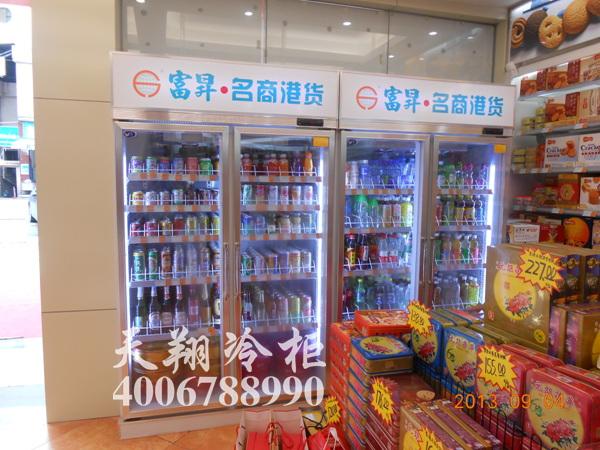 双门冰柜,港货店冷柜,东莞冷柜