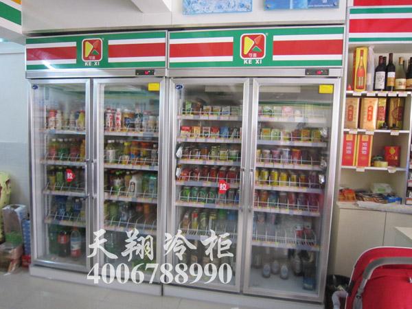 冰柜,便利店冷柜,便利店冰柜