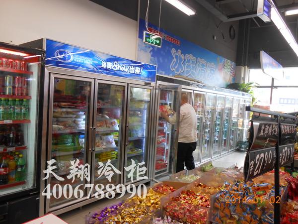 大型冷藏柜,立式冷冻柜
