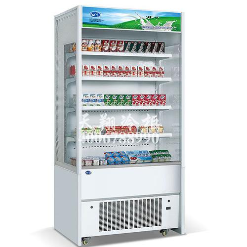 牛奶保鲜柜,保鲜柜,冷藏柜,冰柜