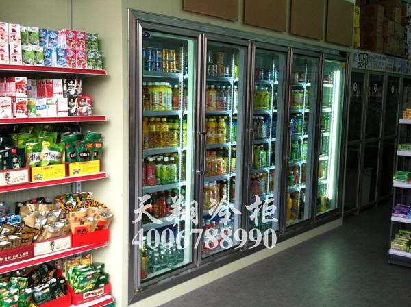 大型冷藏柜,便利店冷藏柜,立式冷藏柜