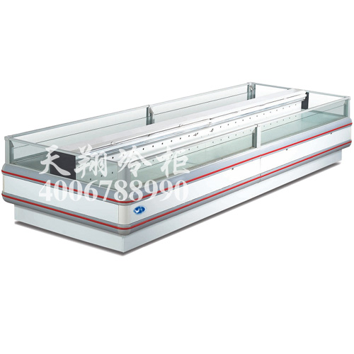 超市岛柜,超市冷冻柜,便利店冷柜,展示柜