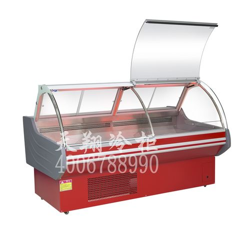 熟食冷藏柜,熟食展示柜,冰柜尺寸,冰柜价格