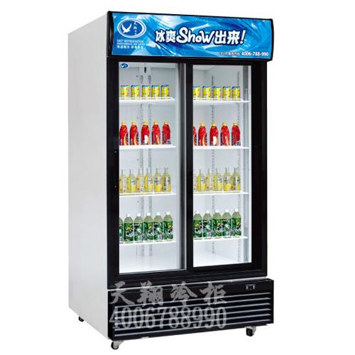 冷柜,便利店冷柜,冷柜使用