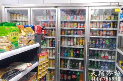 便利店冷柜,4门冷柜,冷藏柜,冷柜价格
