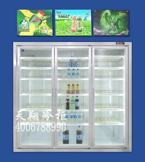 三门冷柜,便利店冷柜,冷柜厂家