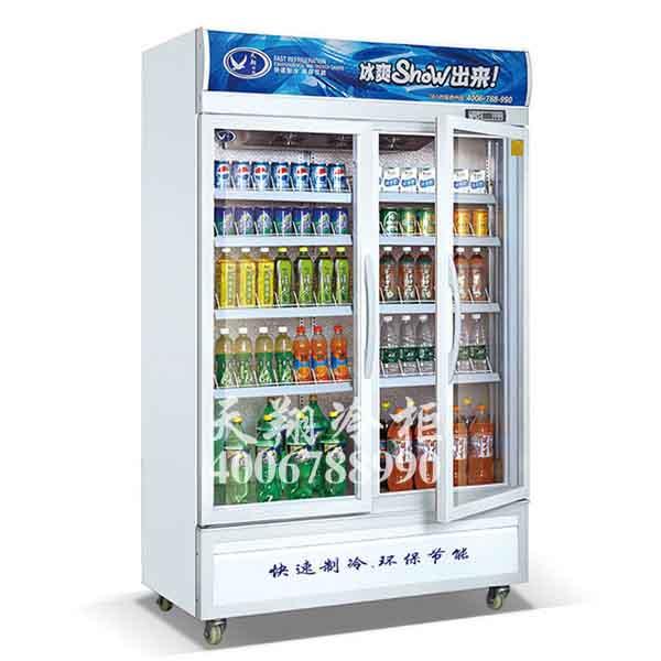 便利店冷柜,冷柜,展示冷柜