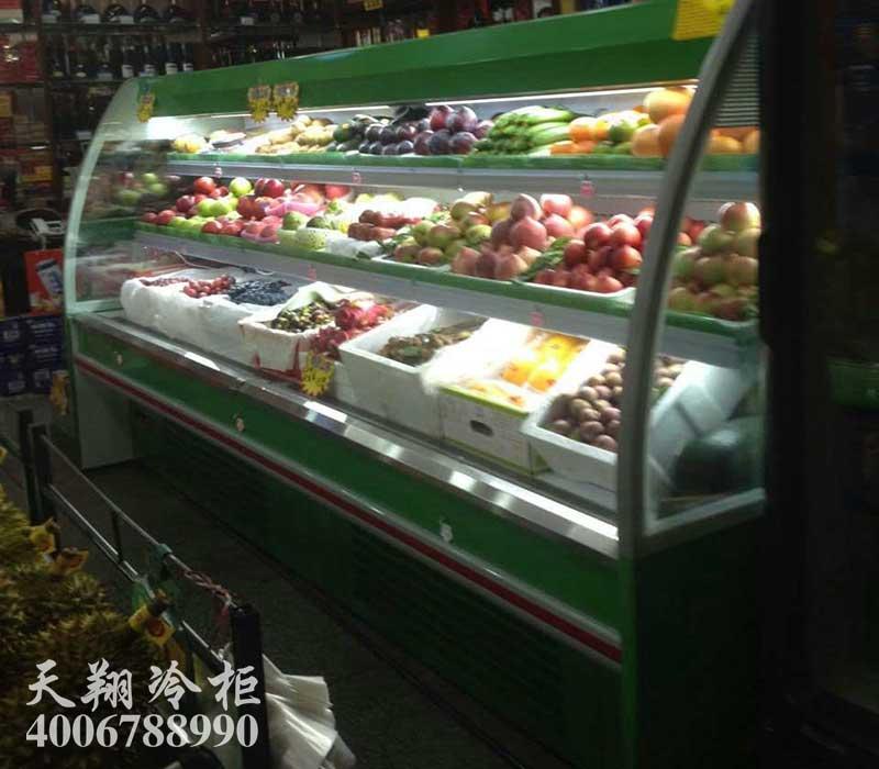 水果保鲜柜,保鲜柜,水果冰柜