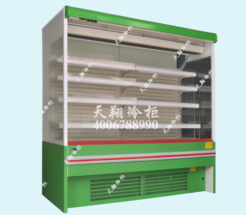 风幕柜,敞开式风幕柜,冰柜使用保养,冰柜