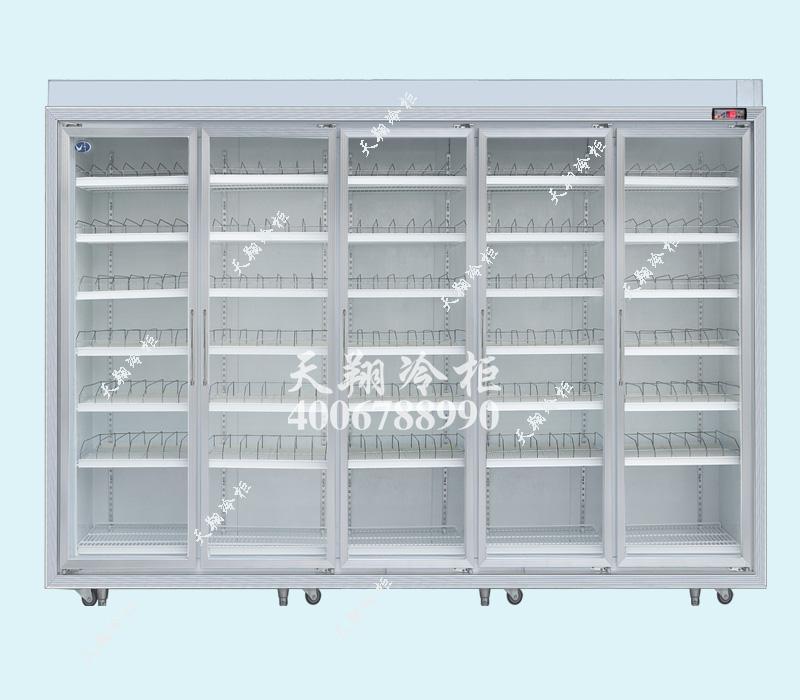 大冰柜价格,冷冻展示柜,玻璃门冷冻柜