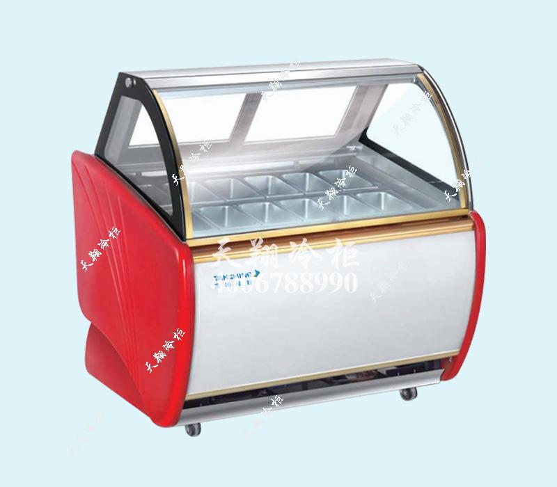 冰淇淋柜,冰淇淋展示柜,雪糕冷冻柜,高档冰淇淋柜