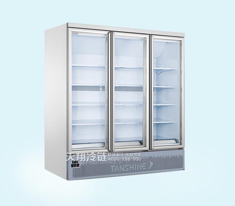 立式玻璃门整体低温柜